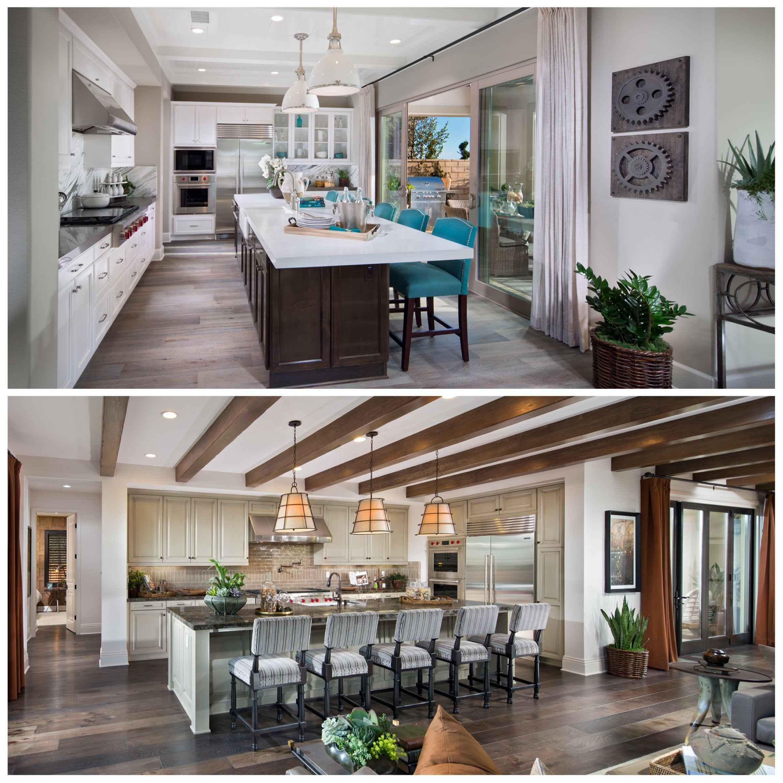 Which kitchen do you like best?  #kitchen #gourmet #foodie #design #decor #designideas #decoratingtips