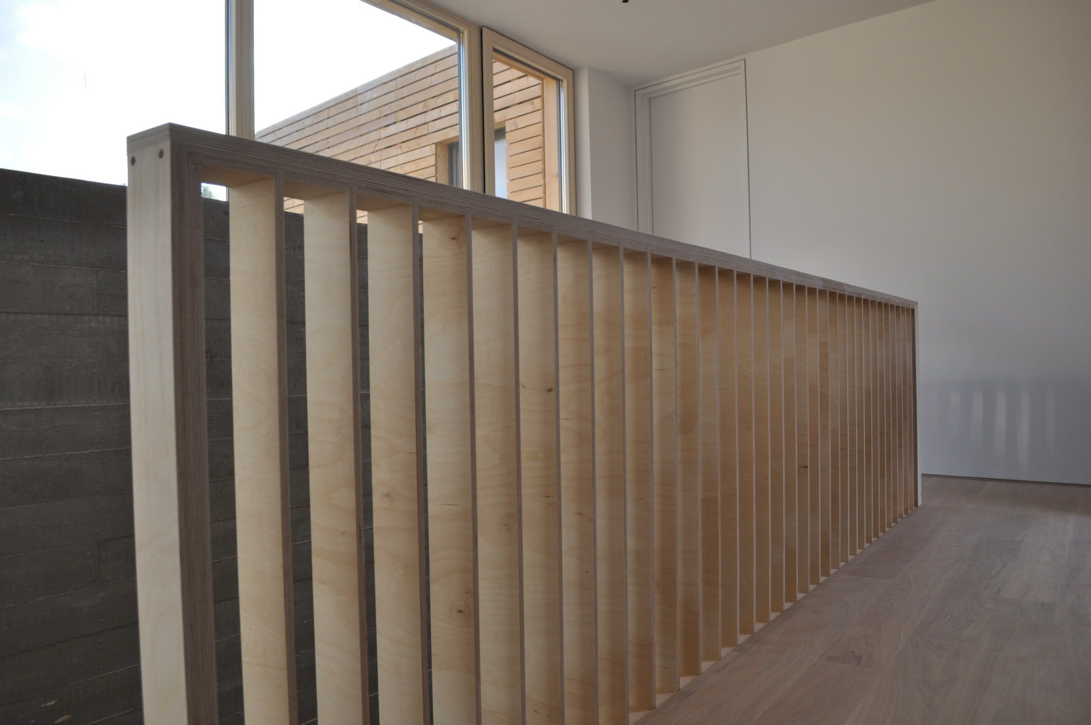 A Lovely Bannister Kevin Mccloud, Grand Design Norfolk, Designed By