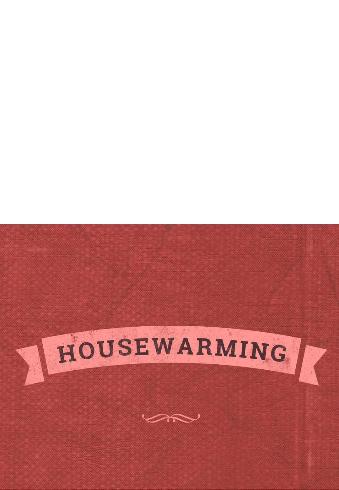 Homestead Free Printable Housewarming Invitation Template
