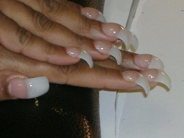 Talon Claws Nails Google Search Curved Nails Claw Nails Nail Shapes
