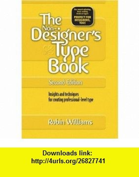The the non designers type book 2nd edition robin williams is the the non designers type book 2nd edition robin williams isbn 10 0321303369 asin b002ecegxo tutorials pdf ebook torrent downloads fandeluxe Choice Image