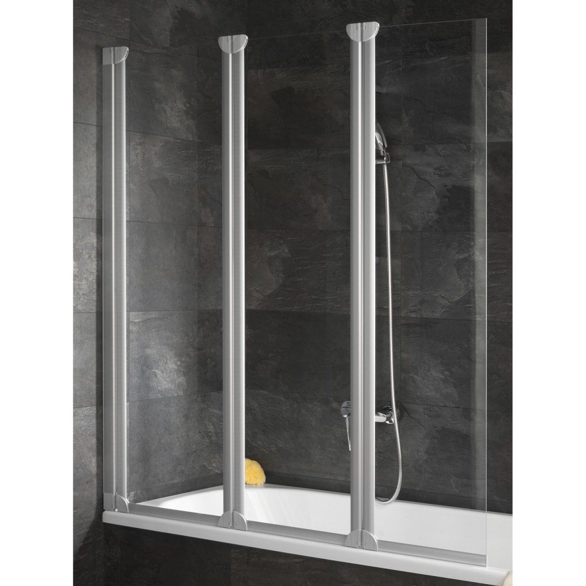 Schulte Badewannenaufsatz Einfaltbar Echtglas Weiss 125 Cm X 140 Cm Jetzt Bestellen Unter Https Moebel Ladendirekt D Duschwand Glas Badewanne Duschabtrennung