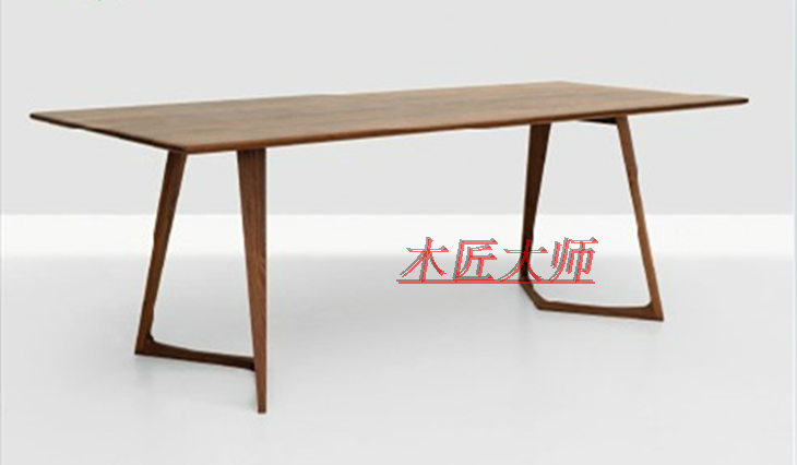 Pure Solid Wood Dining Table 100 White Oak Dining Table Export