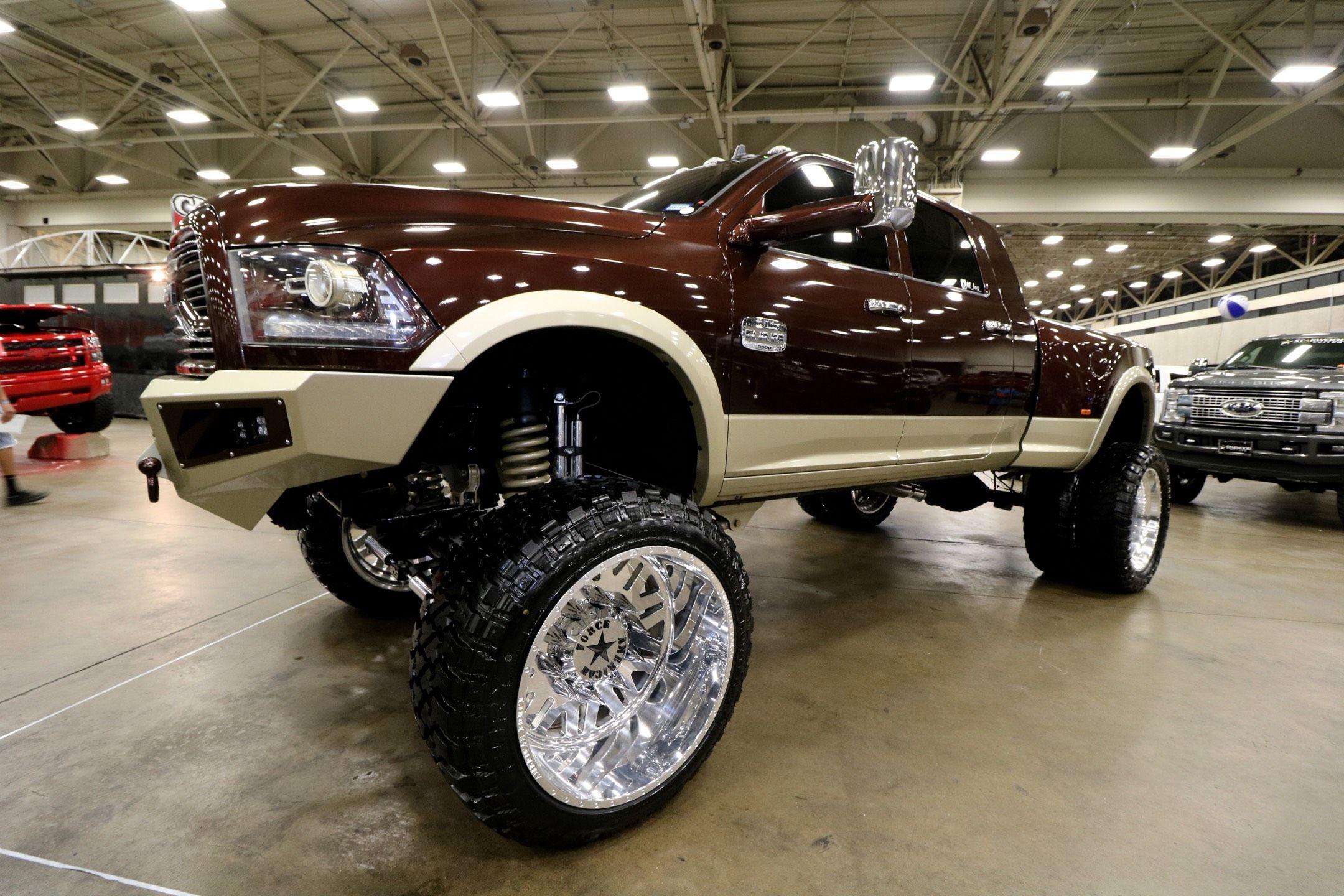 Clic Modified Truck From 2017 Dallas Dub Car Show