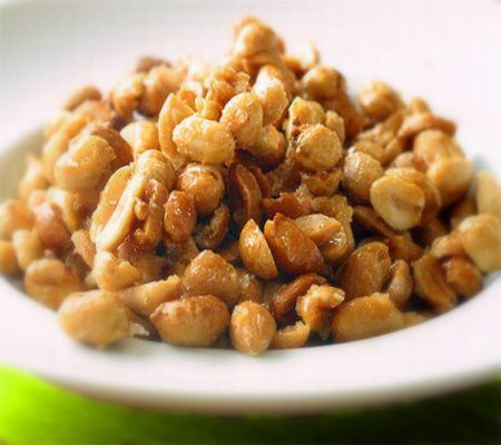 Homemade Honey Roasted Peanuts Appetizers And Snacks