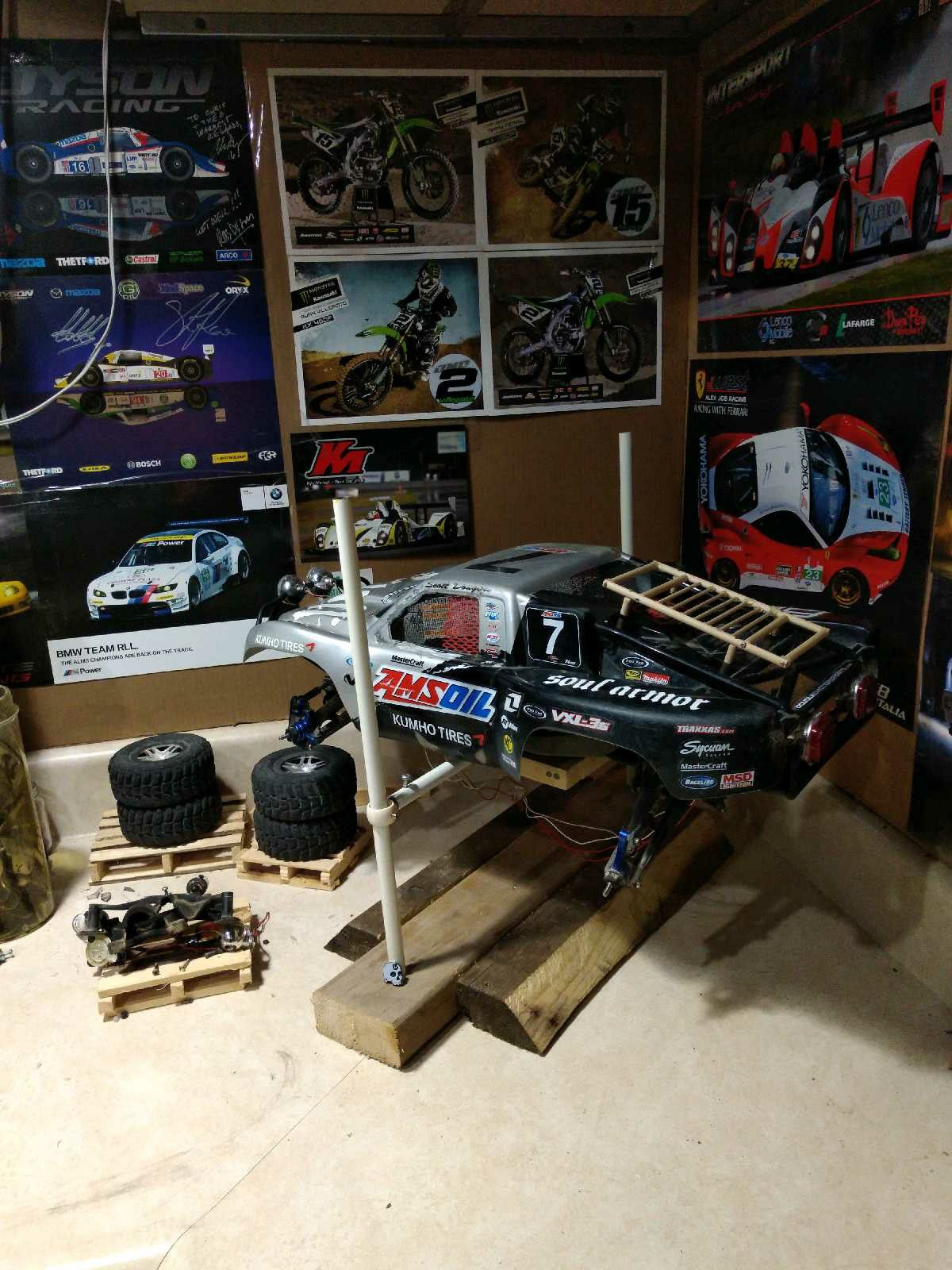 Pin by Hazel Vell on rc scale garages Garage, Scale