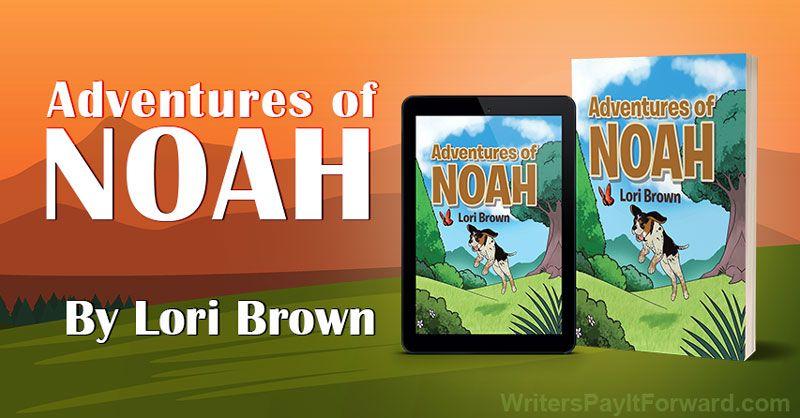 Adventures of noah in 2020 book blog tour