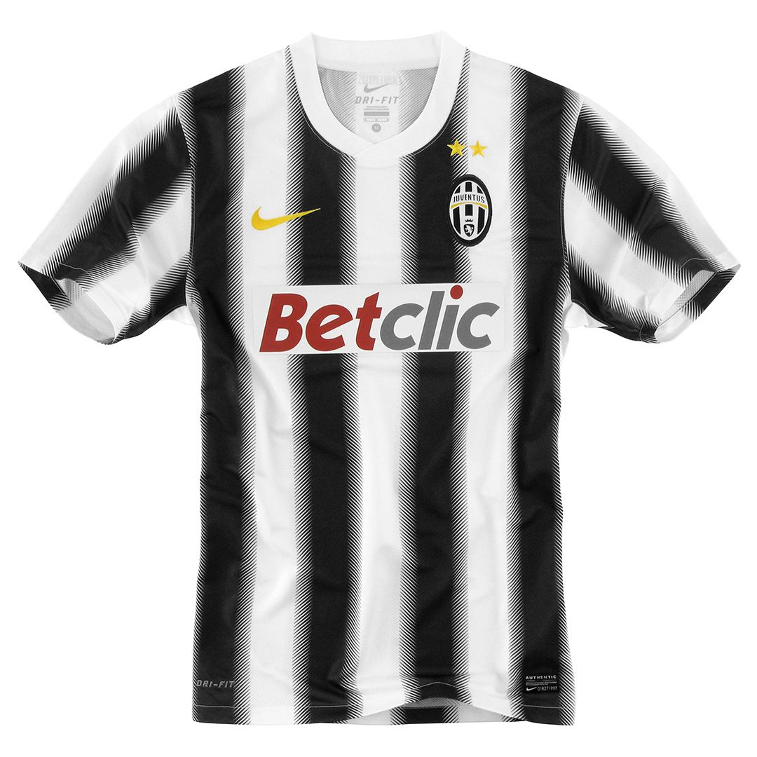 f76fb2061 Juventus 11-12 Home Shirt  Nike 419993 105