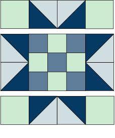 An Evening Star Quilt Block Pattern for Beginning and Expert ... : evening star quilt block pattern - Adamdwight.com