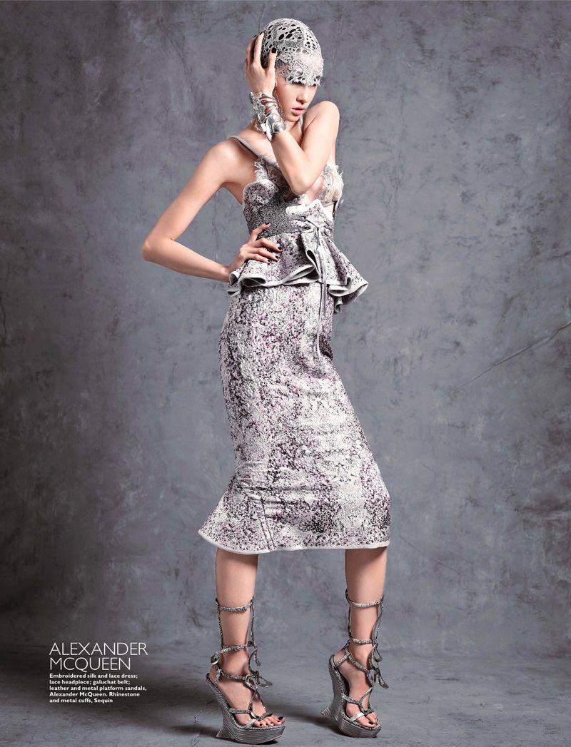 Wang xiao fashion e d i t o r i a l pinterest fashion