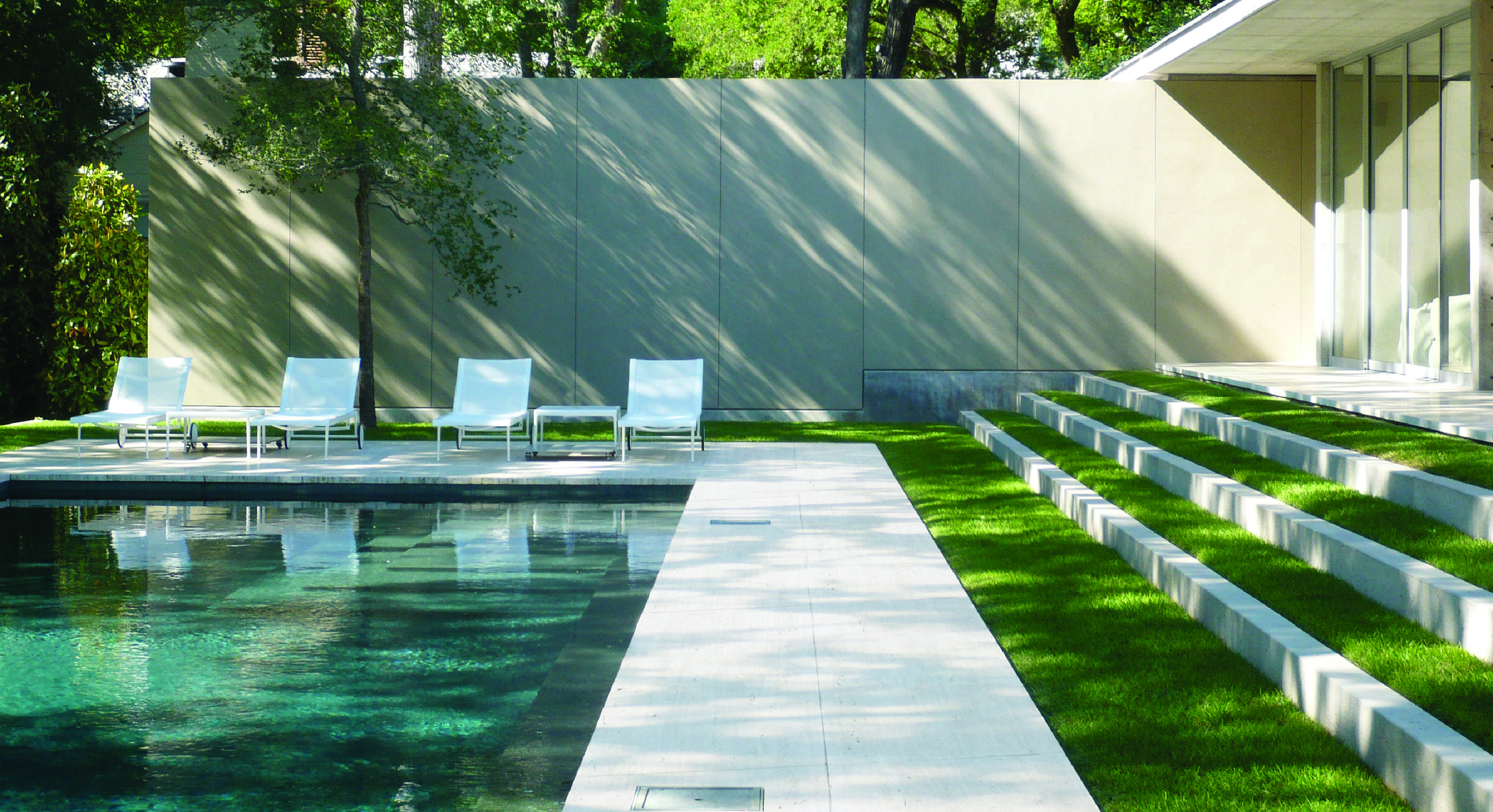 Reed Hilderbrand Rehab Of Philip Johnsons Beck Residence, Dallas