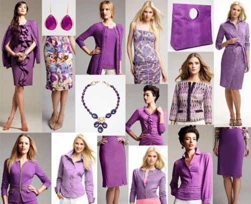 violet/orchid for True Spring