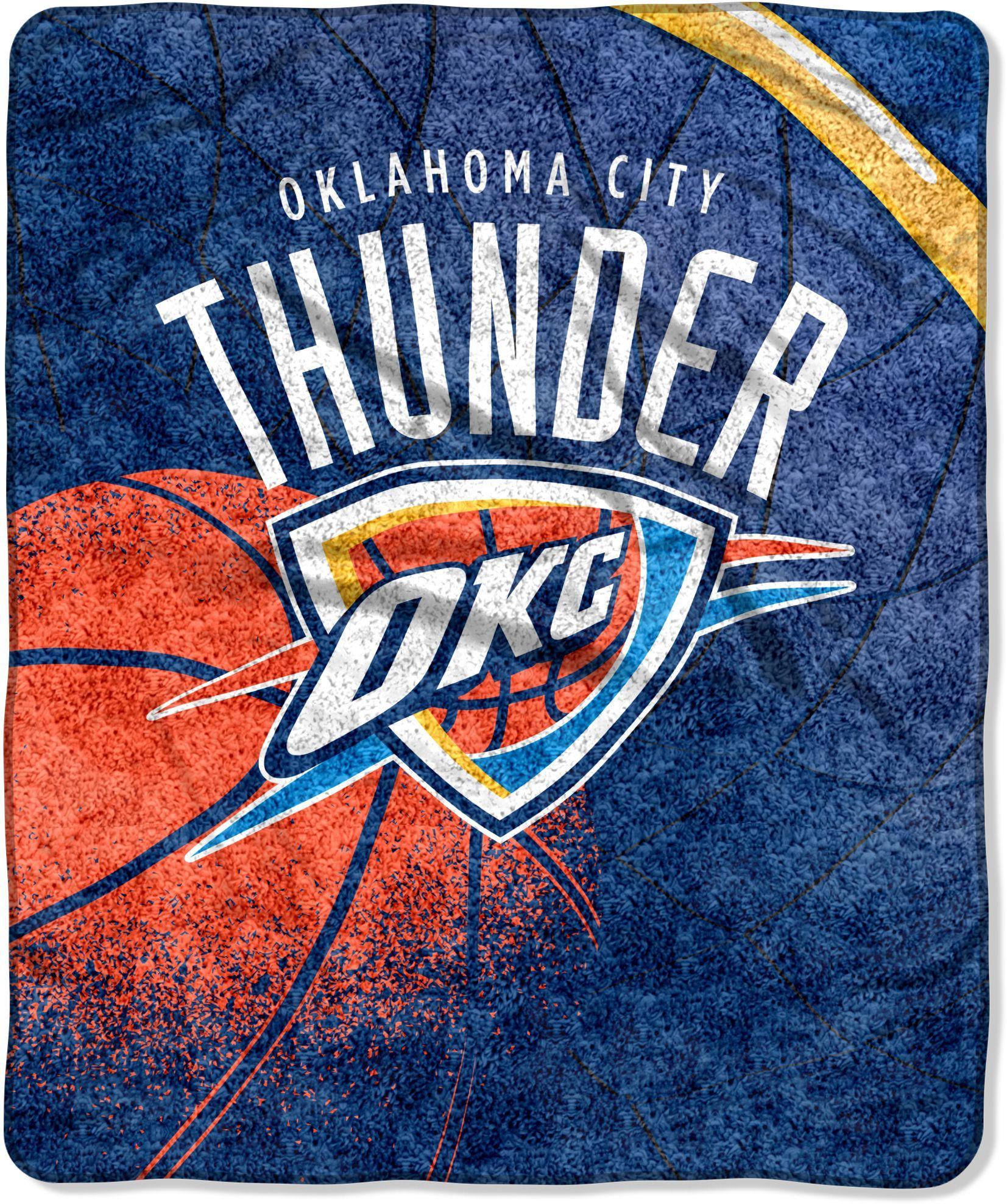 71fe2339f512 Northwest Oklahoma City Thunder Sherpa Throw, Multi | Products ...