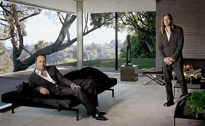 Tom Ford And Ron Radziner Fashion Wallpaper Magazine Tom