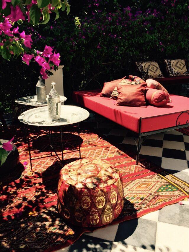 Livings marroquíes! #weddingdecor #ambientacion #casamiento #marroqui