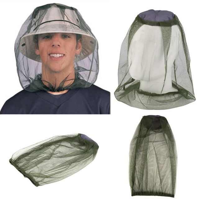 Sports & Entertainment Able Insect Bee Mosquito Resistance Bug Net Mesh Head Face Protector Cap For Outdoor Hunting Camping Drop Shipping