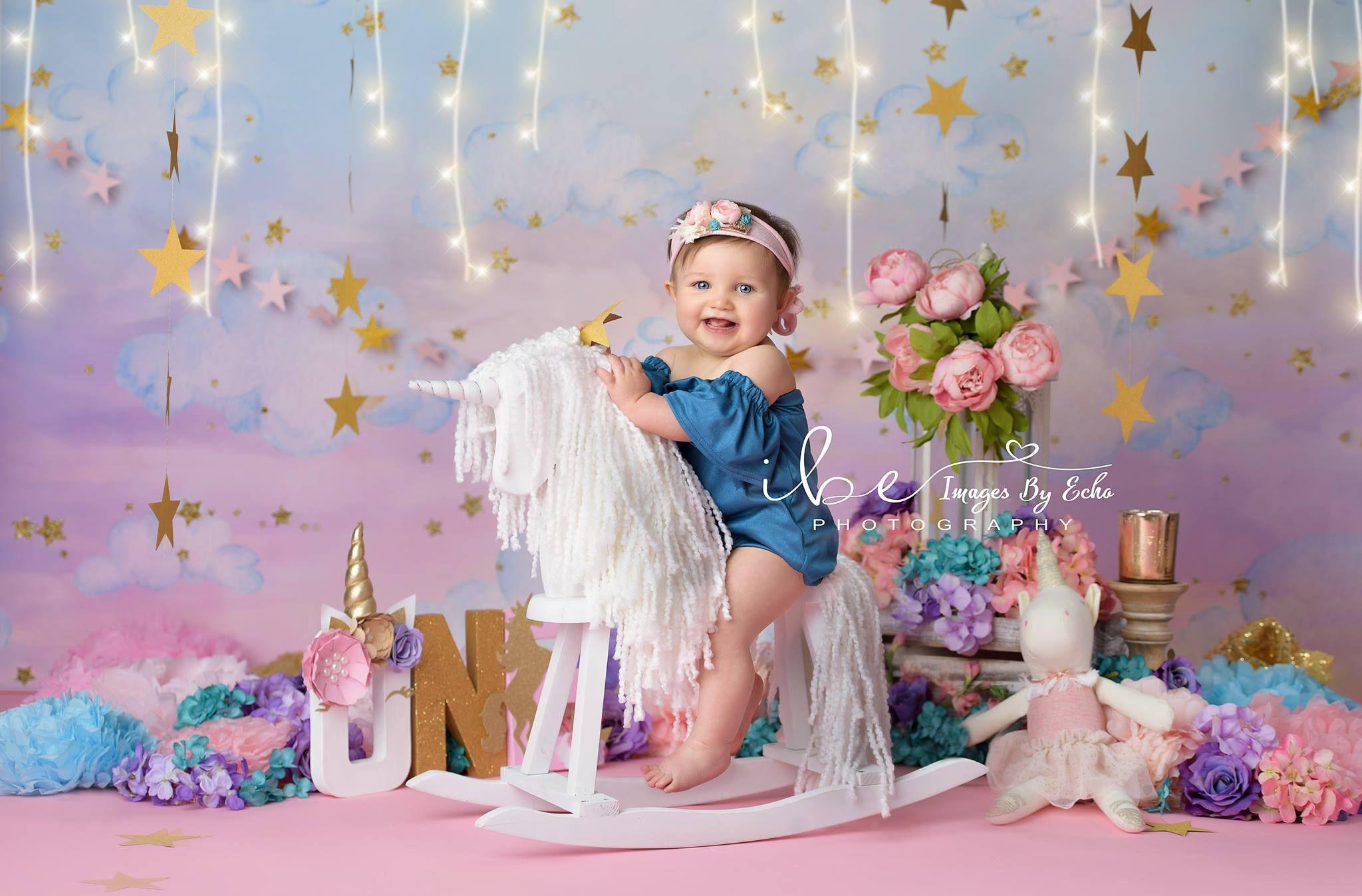 Ooozkken Animated Dream Background Theme Newborn Indoor Photography Studio Photography 8x12ft