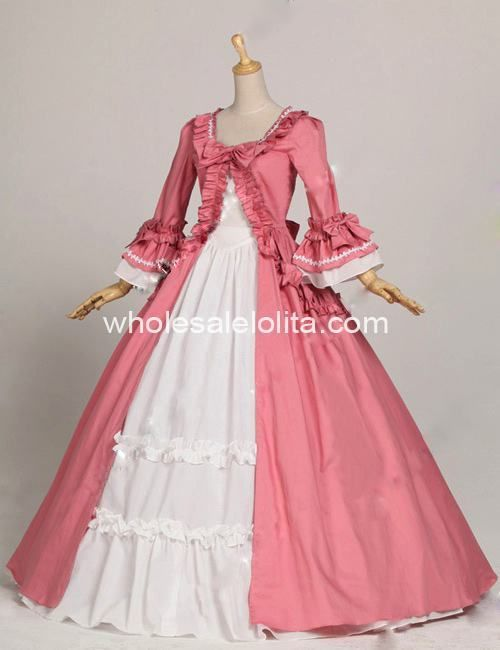 677a5a21a7dad Gothic Steampunk Dresses | ... Clothing Dress Gothic Pink ...