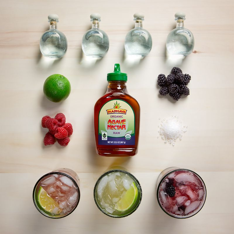 Ingredients for a great margarita!