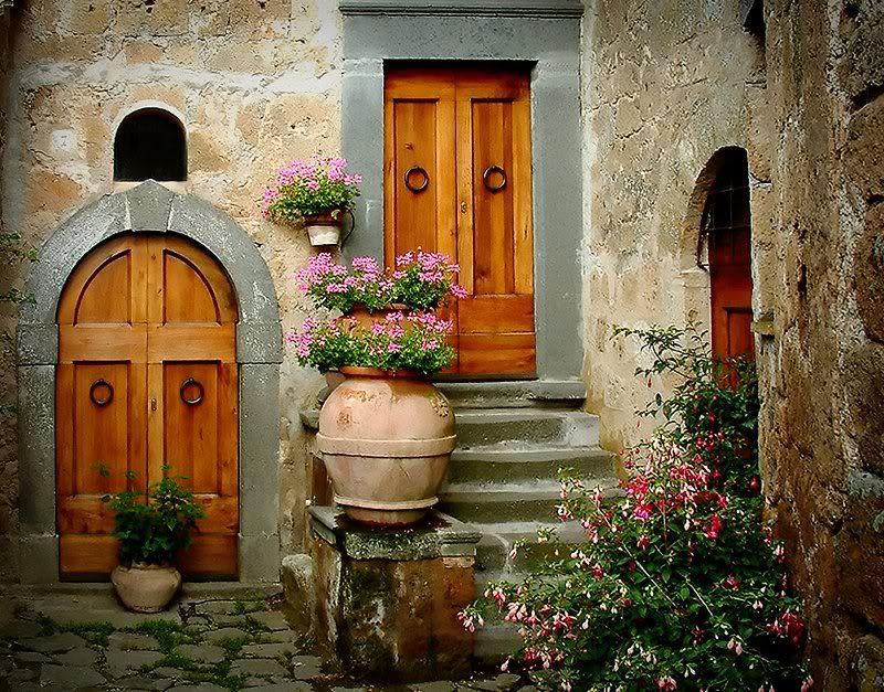 Civita di Bagnoregio, Italy