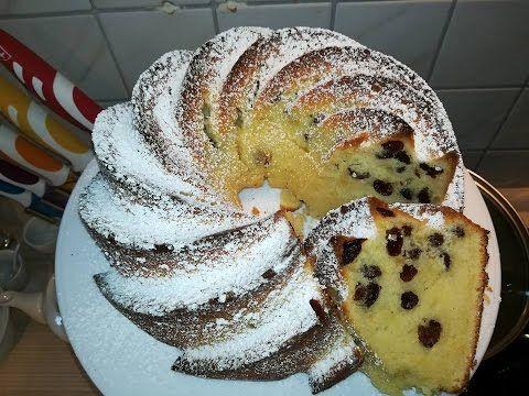 طريقة عمل كيكة الليمون بالزبيب وسر بقائه وسط الكيكة حصريا على اليوتوب من تقديم شهيوات ام انس Youtube Desserts Food Cake