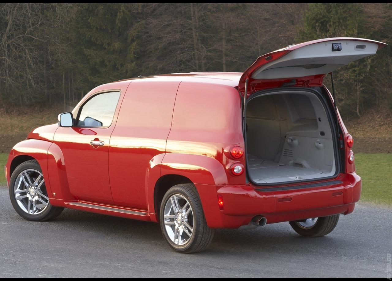 Chevrolet Dopolnil Linejku Hetchbekom Cruze Chevrolet Chevy Hhr