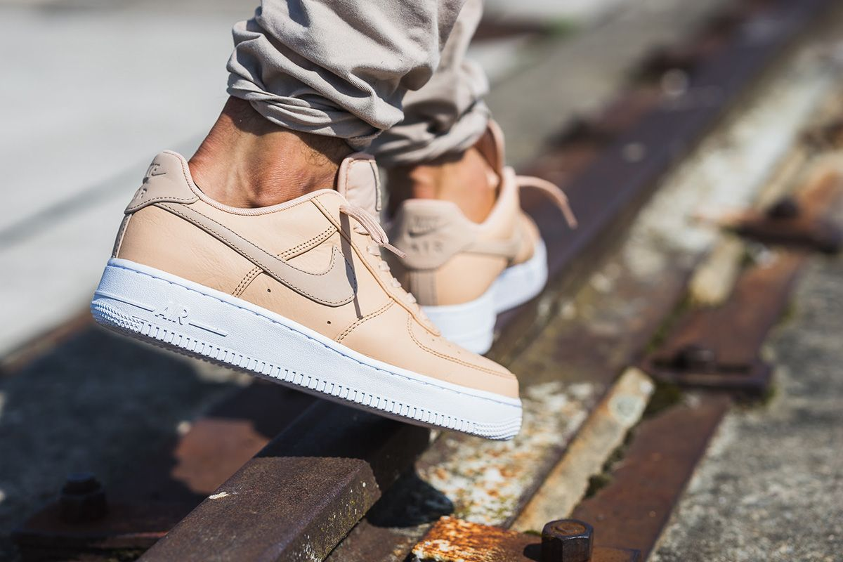 finest selection 62308 178be On-Foot Nike Air Force 1 07 Premium Vachetta Tan - EU Kicks Sneaker  Magazine