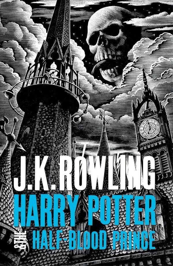 Harry Potter y el Príncipe Mestizo (Reino Unido, 2015)