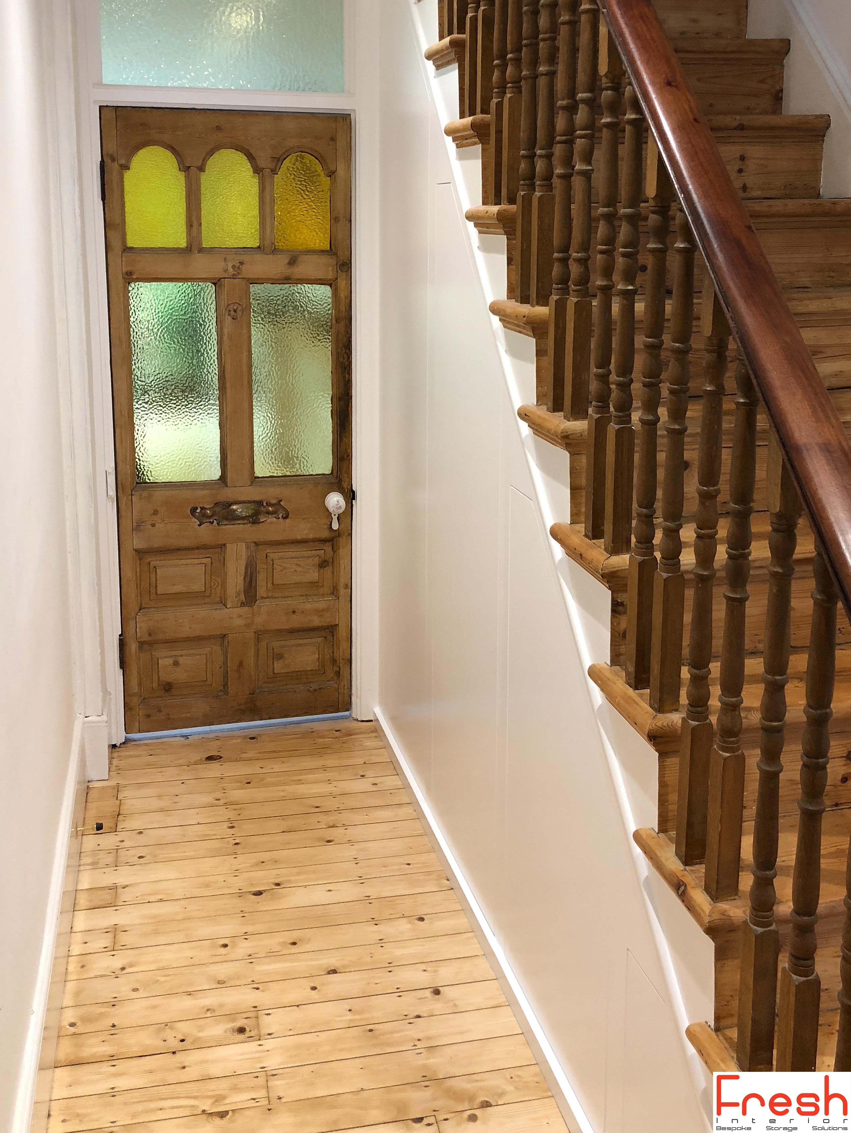 Under Stairs Storage Fresh Interior Bespoke Storage Solutions