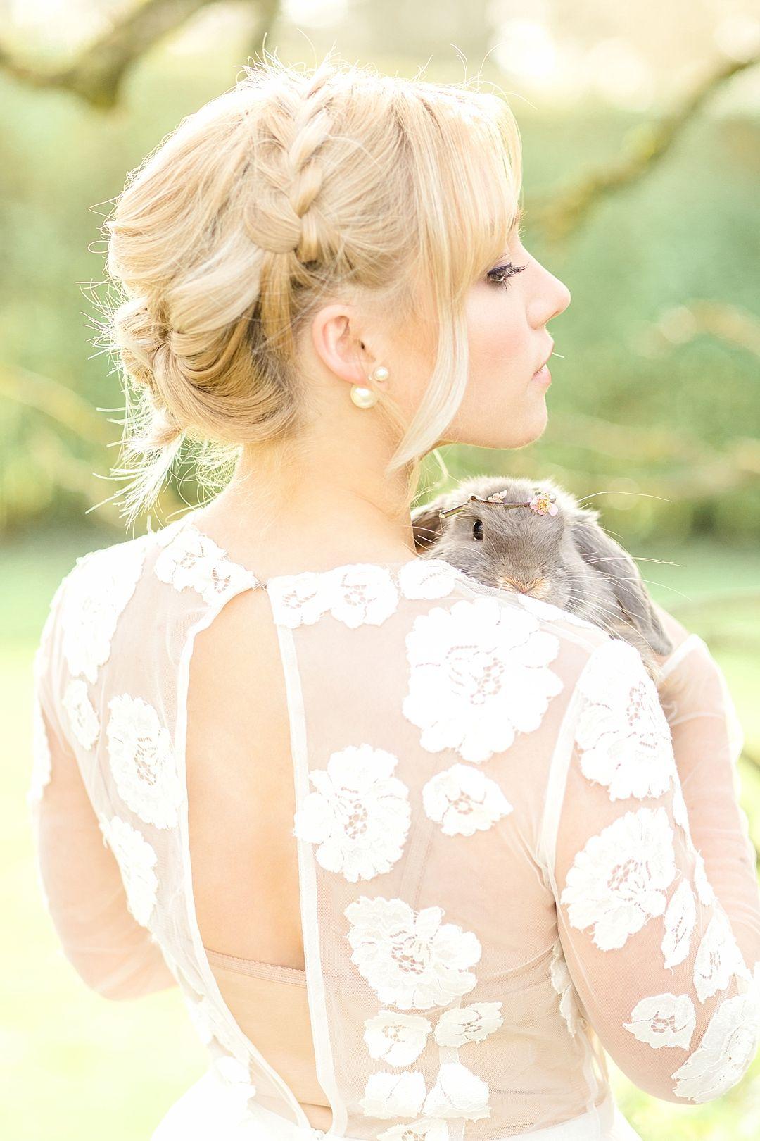 whimsical british countryside spring wedding inspiration