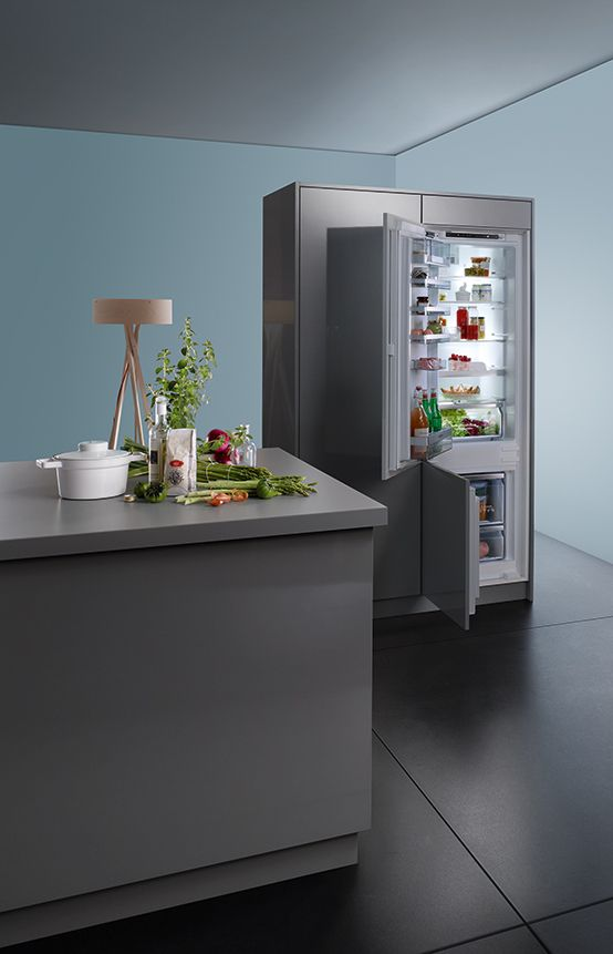 #design Meets #innovation. #fridge #kitchen #kitchenworld