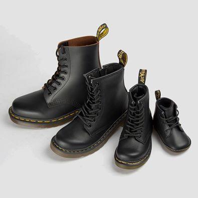 Doc Martens de 0 à 99 ans. #shoes #docmartens #chaussures