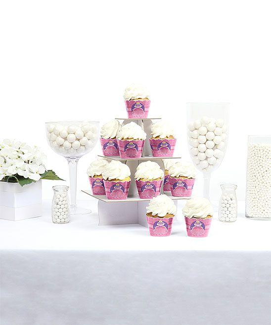 Princess Cupcake Wrappers - Set of 12