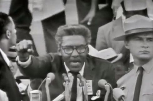Bayard Rustin: The Man Homophobia Almost Erased From History