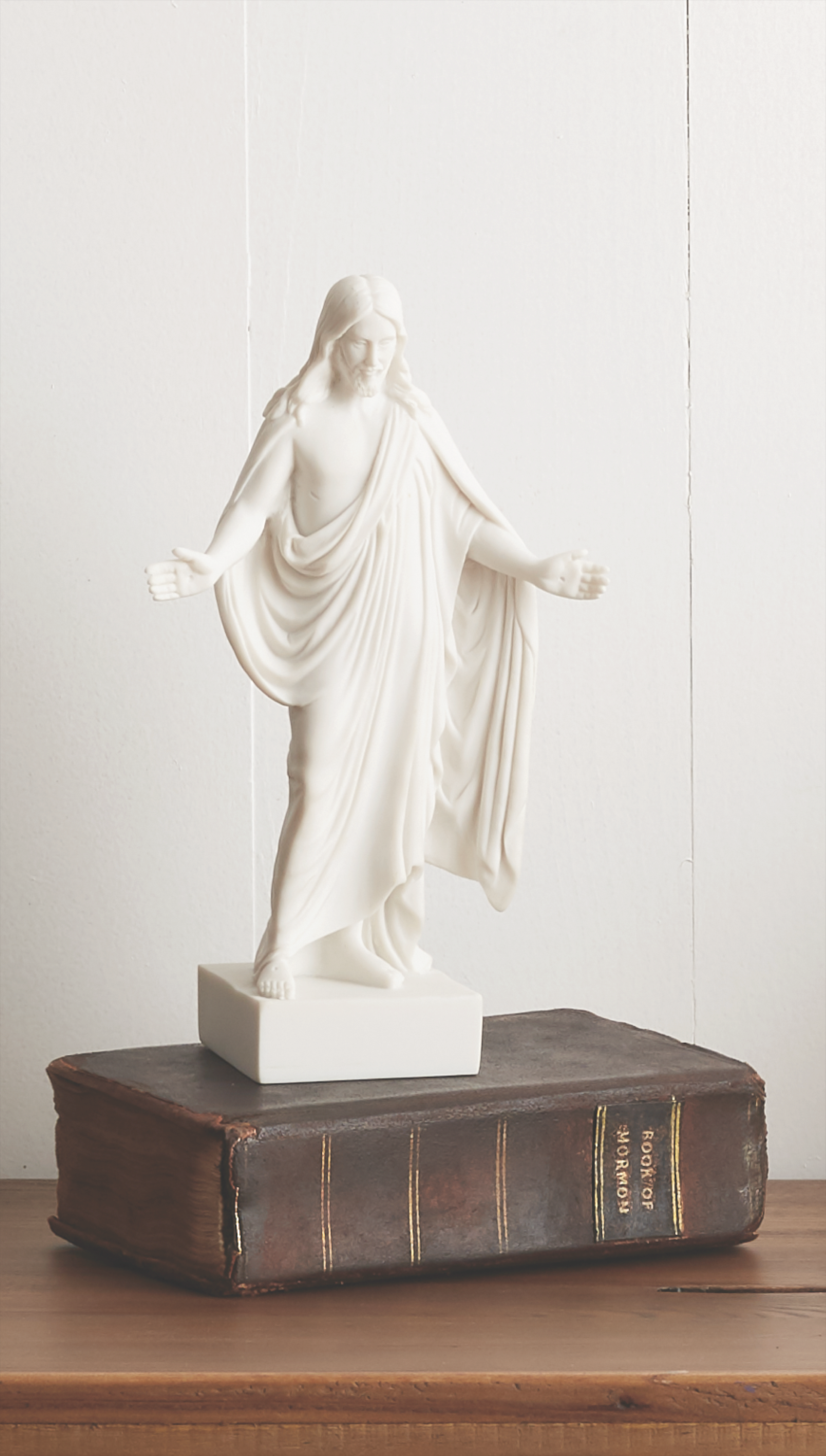 Marble Christus Statue Statue Jesus Statue Lds Decor