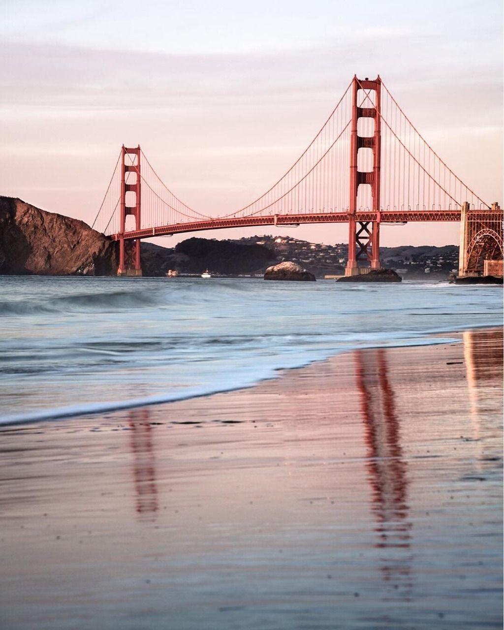 Baker Beach , San Francisco, USA - Activity Review & Photos