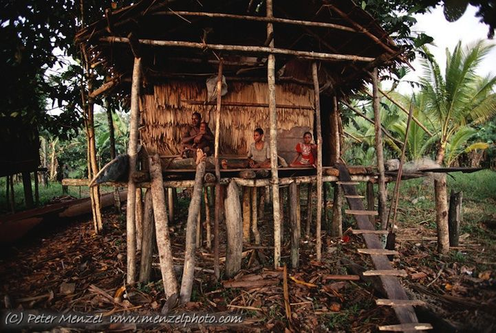 Kinds Of Shelters : Different types of houses found in countries around