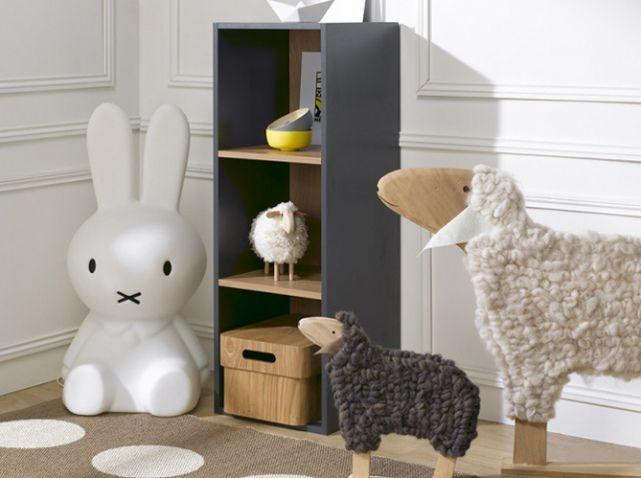 Bibliotheque Cube Rangement Chambre Enfant | File Dans Ta Chambre