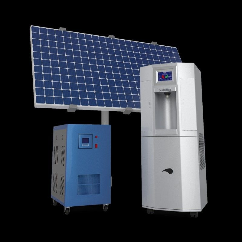 Pin By Gradon 001 On Air To Water Technology Solar Panels For Home Atmospheric Water Generator Solar Kit