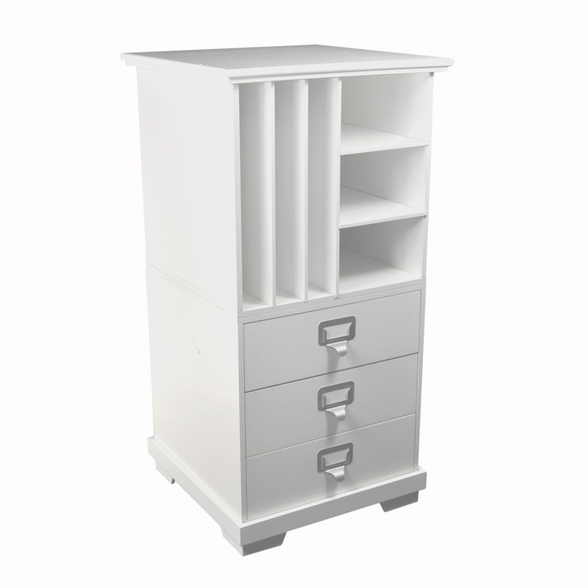 Recollections Craft Storage System Molded Top Base Kids Craft