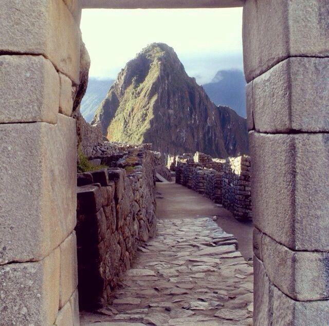 Machu Pichu, Machu, Peru