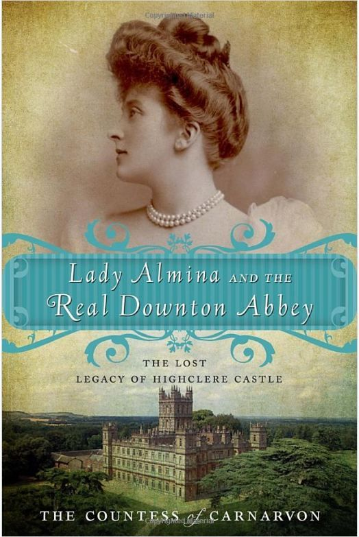 Downton Abbey! I really want to read this.