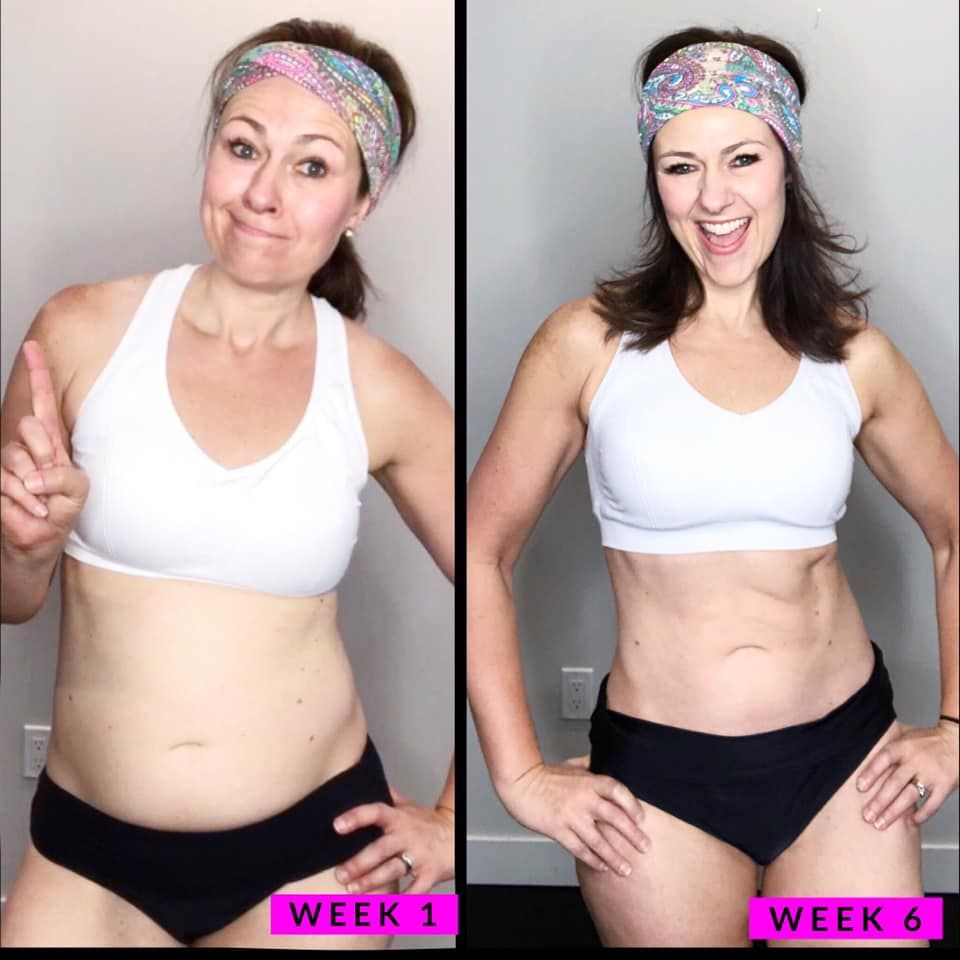 Transform 20 Results: Before and After Photos From Shaun T's