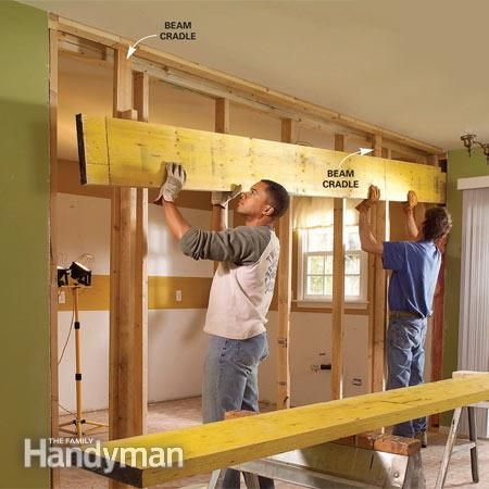Inspirational Replacing A Support Beam In Basement