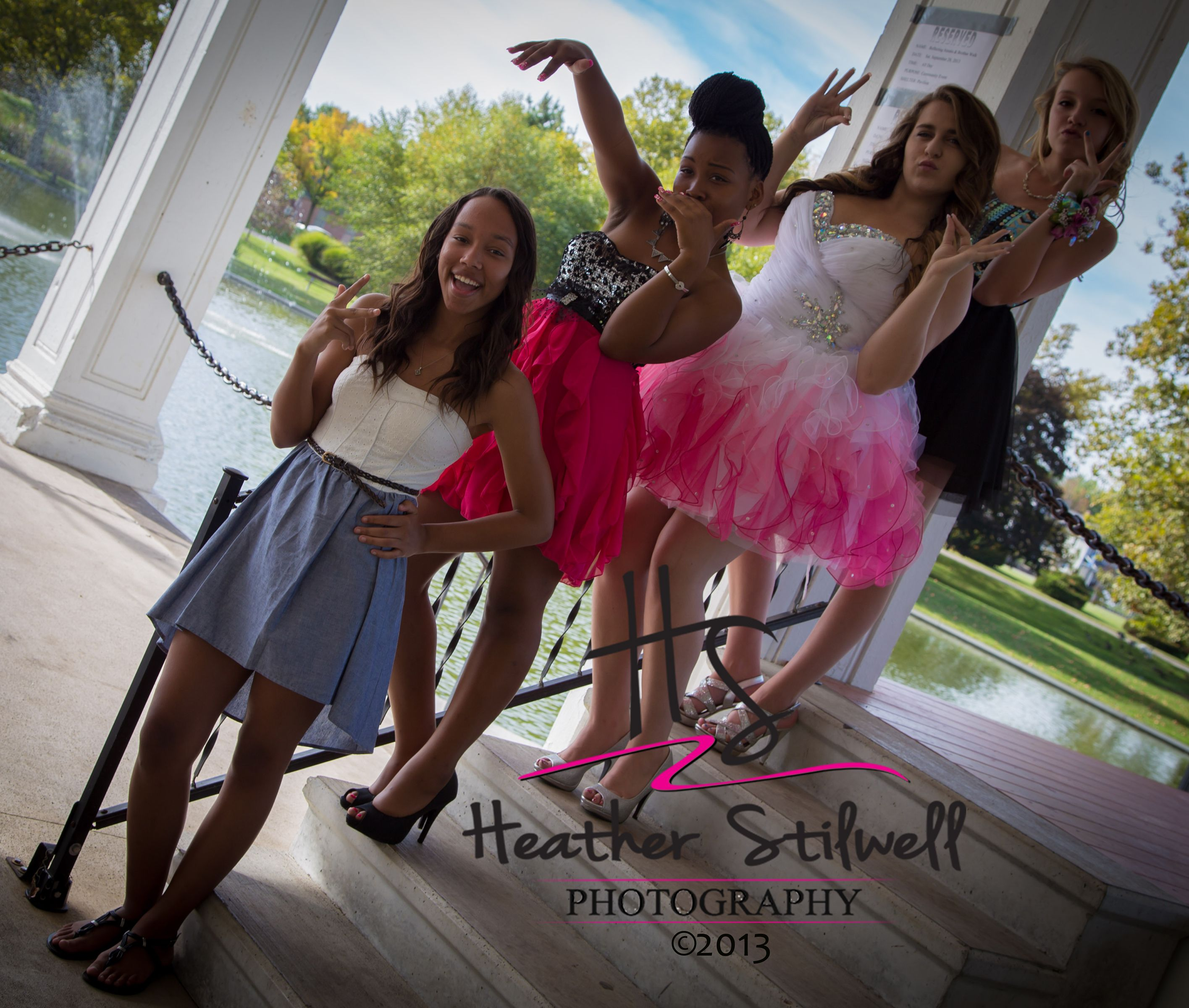 Homecoming/Teenagers/ Xenia High School/ Events/Shawnee