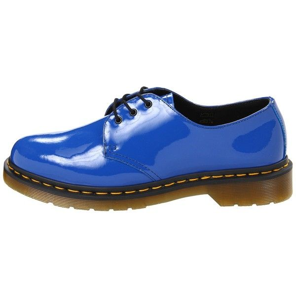 Dr. Martens 1461 3-Eye Gibson ($99) ❤ liked on Polyvore