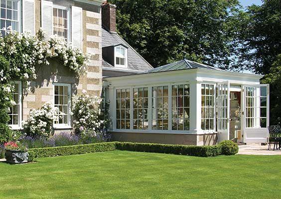 Period conservatories edwardian georgian victorian - Wintergarten einrichtungsideen ...