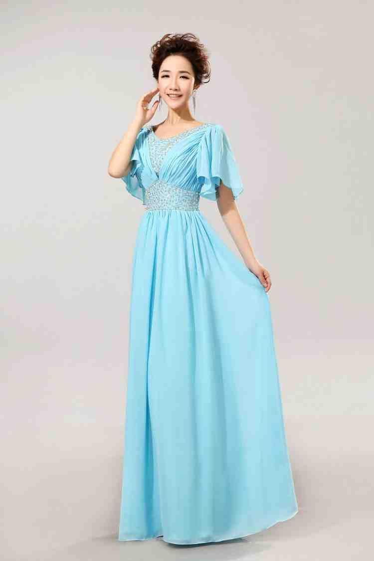 Cheap Modest Bridesmaid Dresses With Sleeves | modest bridesmaid ...