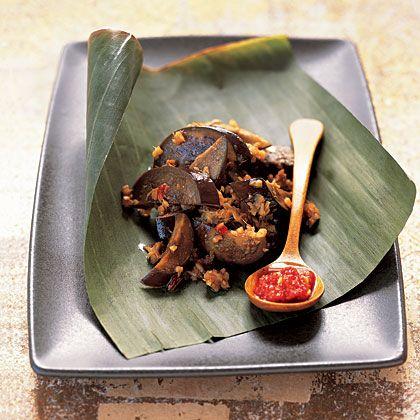 Recipe of the Day: Szechuan SpicyEggplant