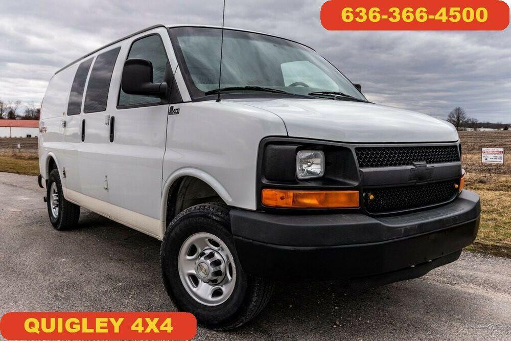 Ebay Advertisement 2010 Chevrolet Express Work Van 2010 Work Van